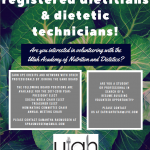 UAND Recruitment Flyer
