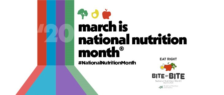 Nutrition Elevated National Nutrition Month Are You Ready